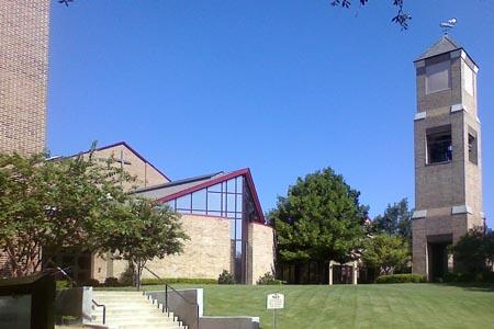 Transfiguration, Dallas, TX (Exterior)