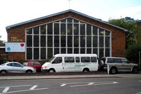 Vine Church, Ilford