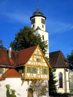 St Alban, Laichingen (Exterior)