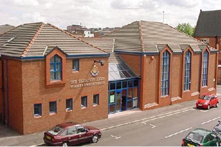 Leeds Central Citadel, Leeds