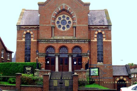 Seymour St Methodist, Lisburn