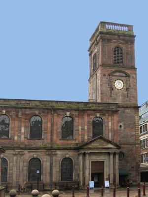 St Ann Manchester