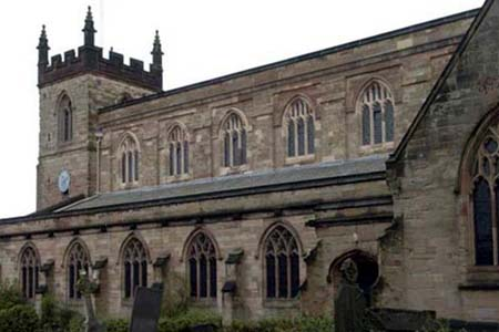 St Mary's, Moseley