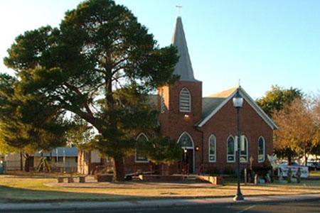 First Presbyterian, Peoria, AZ (Exterior)