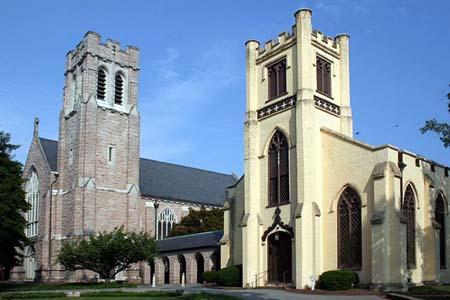 Chapel of the Cross, Chapel Hill, NC