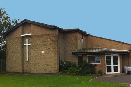 Hall Lane Methodist, Coalville