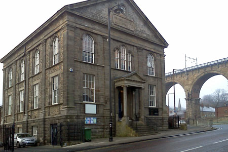 North Road Methodist, Durham