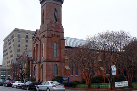 Christ Church, Elizabeth City, NC (Exterior)