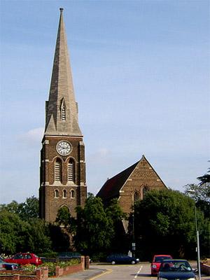 Christ Church, Erith, Kent