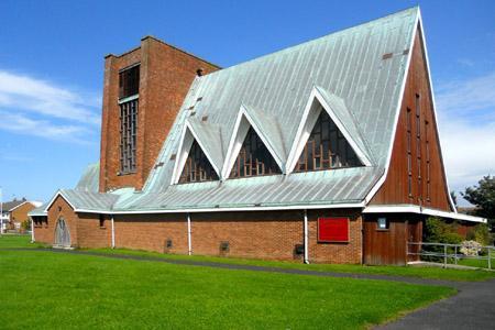 St Nicholas, Fleetwood (Exterior)