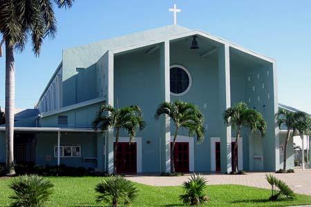 All Saints, Ft Lauderdale (Exterior)