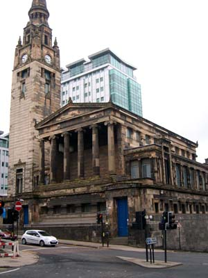 Glasgow City Free Church