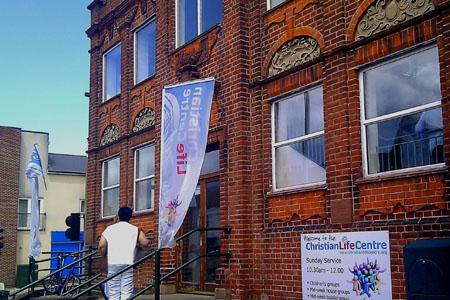 Christian Life Centre, Horsham (Exterior)