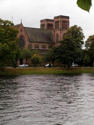 Inverness Cathedral (Exterior)