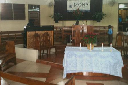 Mona Baptist, Kingston