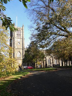 Lancaster Priory (Exterior)