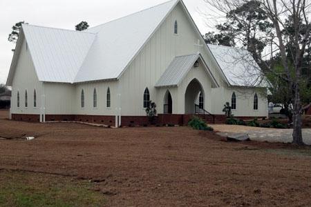 Church of the Advent, Lillian, AL