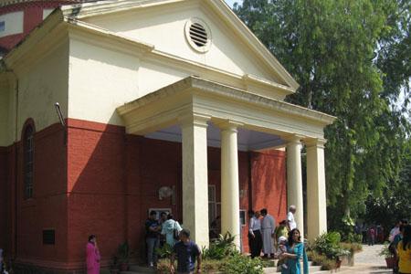 Free Church, New Delhi