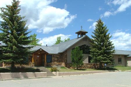 Our Savior, Pagosa Springs, CO (Exterior)