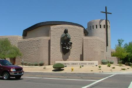 Corpus Christi, Phoenix, AZ (Exterior)