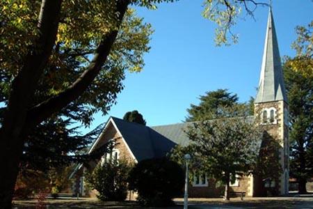 Christ Church, Queanbeyan