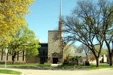 First Presbyterian, Royal Oak, MI