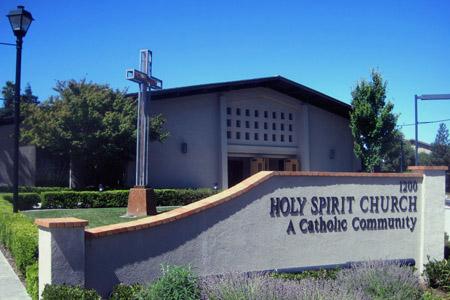 Holy Spirit, San Jose, CA (Exterior)
