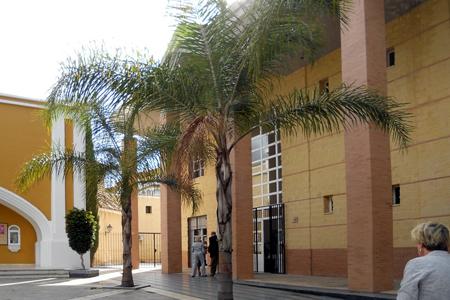 Anglican Church, San Pedro, Spain (Exterior)
