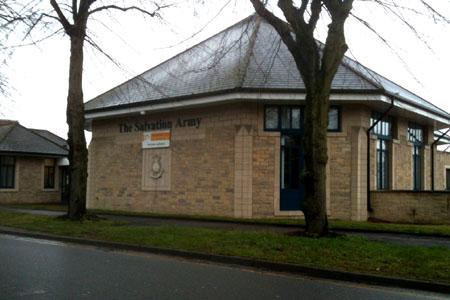 Salvation Army Citadel, Sheffield