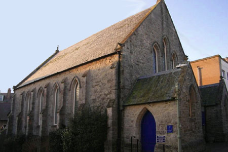 United Reformed Church, Sidmouth