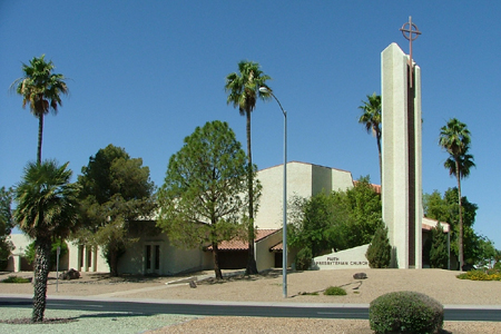 Faith Presbyterian, Sun City, AZ (Exterior)