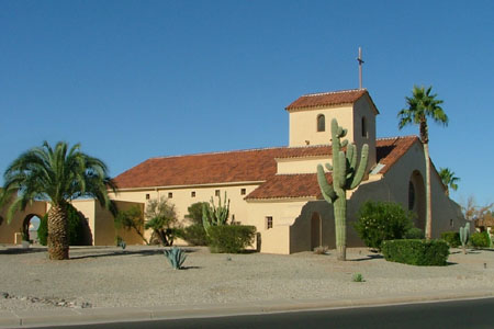 Covenant Presbyterian, Sun City West, AZ (Exterior)