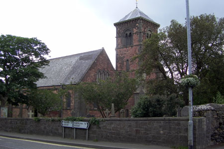 All Saints, Tuckingmill (Exterior)