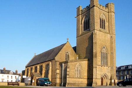 St Michael, Aberystwyth