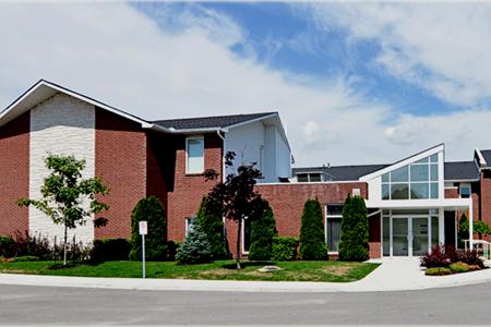 Faithway Baptist, Ajax (Exterior)
