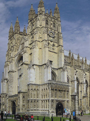 Canterbury Cathedral (Exterior)