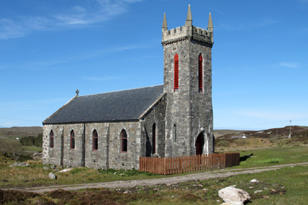 Coll Church, Arinagour, Scotland