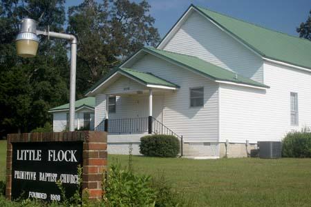 Little Flock, Barrineau Park, FL (Exterior)