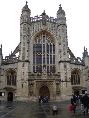 Bath Abbey (Exterior)