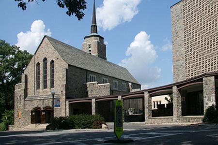 Christ Church, Bronxville, NY (Exterior)
