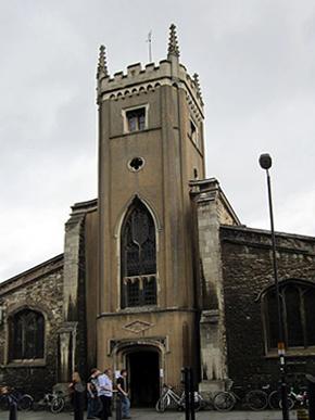 St Clement, Cambridge (Exterior)