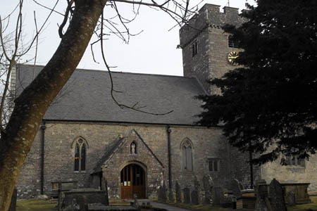 St Mary, Coity