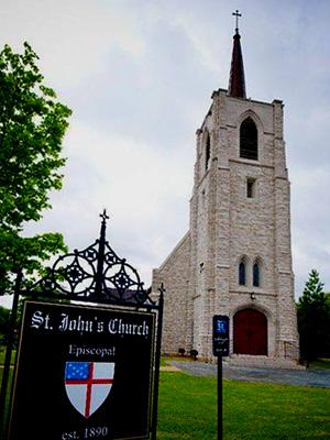 St John's, Decatur, AL (Exterior)