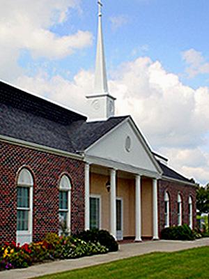 Memorial Baptist, Gettysburg, PA (Exterior)