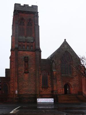 St Bride's, Glasgow (Exterior)