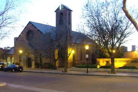First UMC, Glendale, AZ (Exterior)