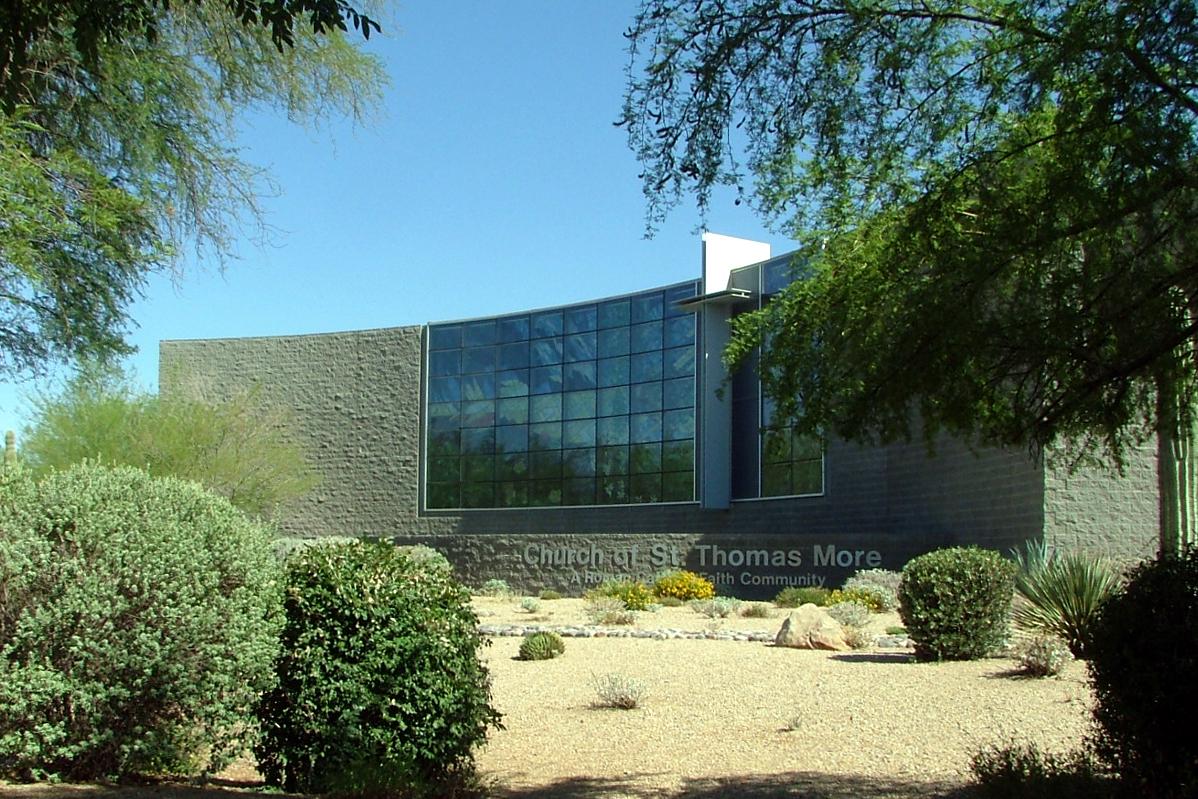 St Thomas More, Glendale, AZ (Exterior)
