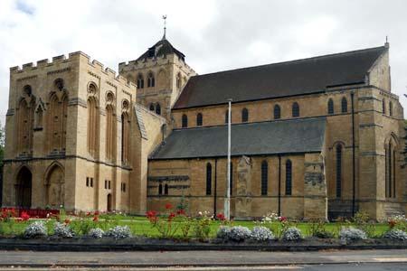 St Wilfrid, Harrowgate (Exterior)