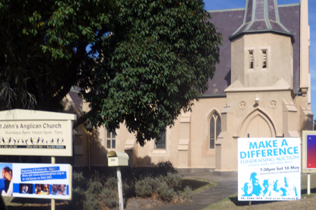 St John's, Highton, OZ