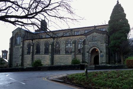 St Margaret's, Ilkey
